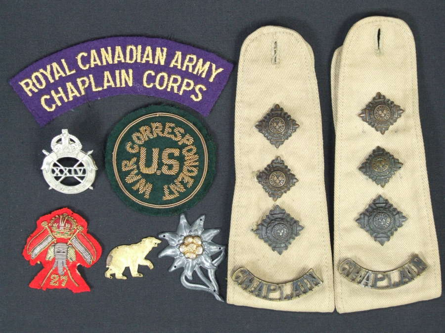 Badges and Insignia