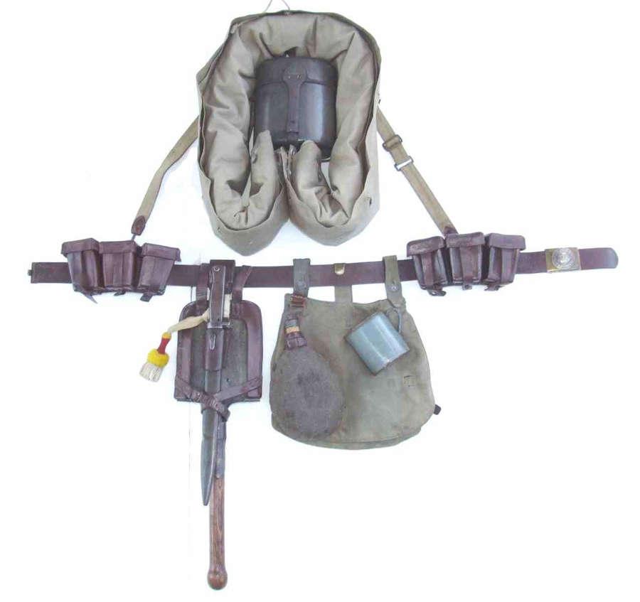 Combat  and Field Equipment