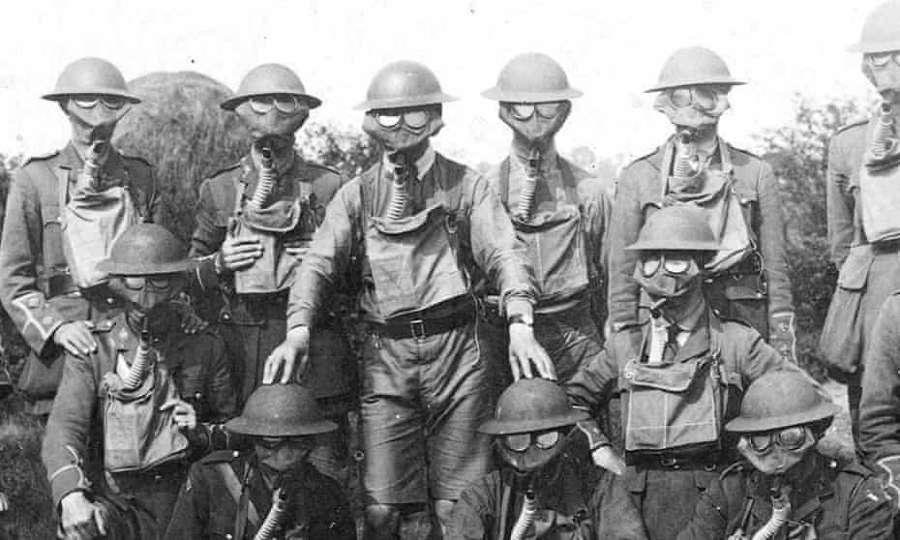 WW1 Uniforms & Equipment