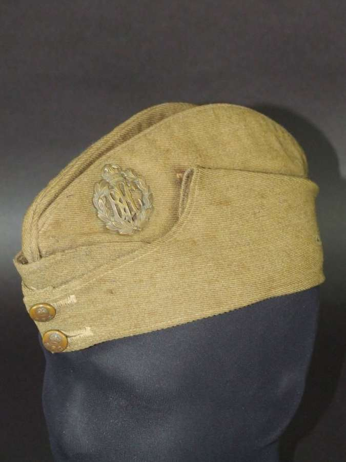 RFC Officer's Field Service Cap