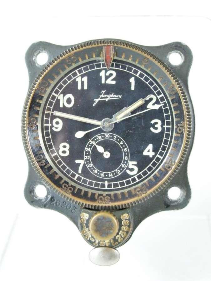 Luftwaffe Cockpit Clock Version 1 1938 -40