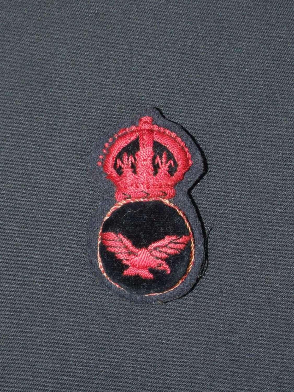 1918 Pattern RAF Airman's Cap Badge