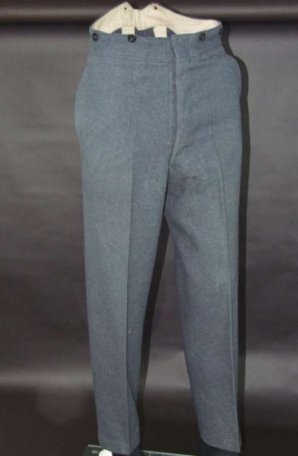 RAF Other Ranks Service Dress Trousers