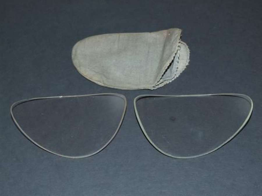 Replacement Lenses for the Luftwaffe 306 Goggles