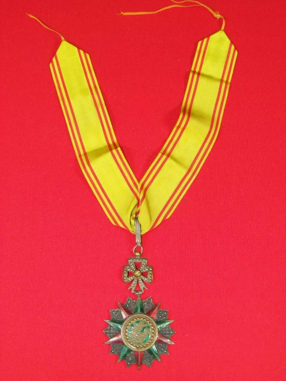 Tunisian Order of Nichan Iftikhar. Pre 1942