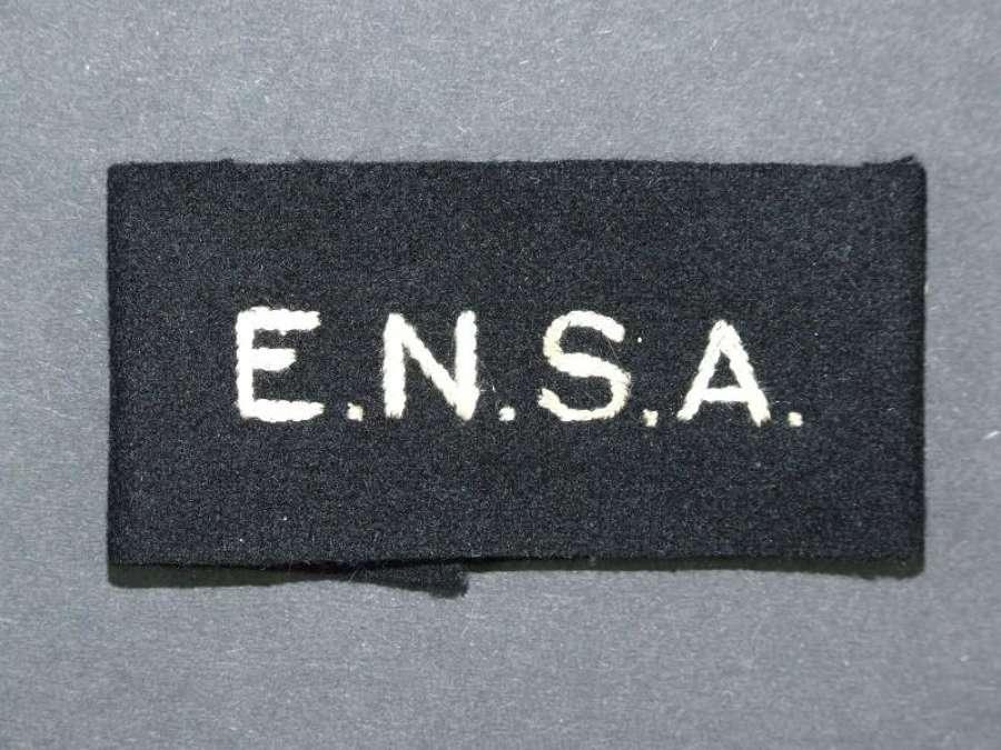 ENSA Shoulder Strap Slip