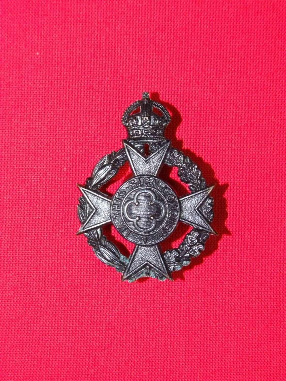 Royal Army Chaplain's Department (RAChD) Cap Badge
