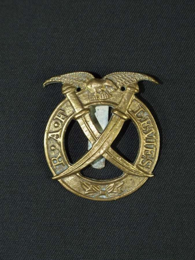 RAF Levies Cap Badge