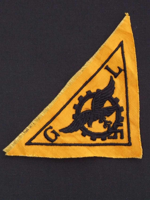 Luftwaffe Generalluftzeugmeister (Civilian Technicians) Breast Eagle
