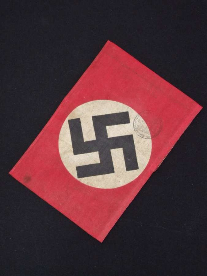 Printed version of the NSDAP Armband.