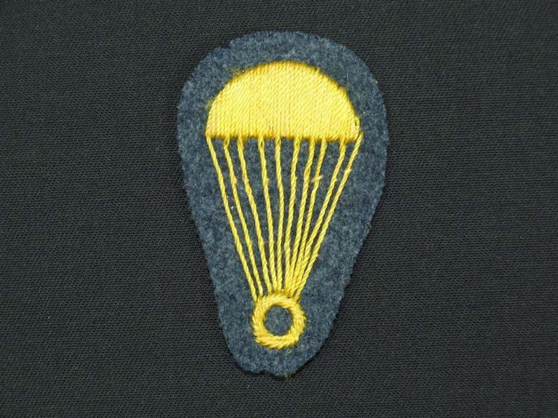 WW11 Italian RSI ANR Sleeve Brevet