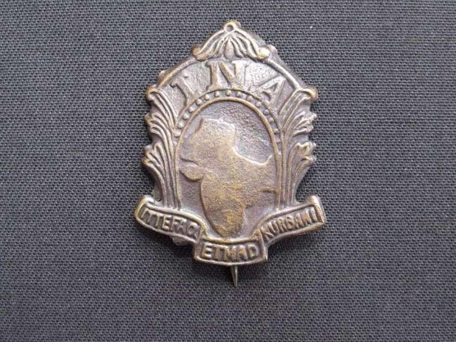 WW11 Indian National Army (Azad Hind) Cap Badge