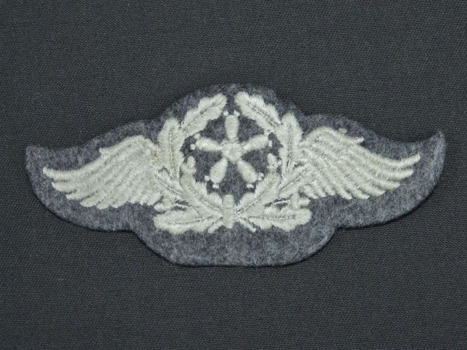 Luftwaffe Specialty Badge for Flying Technical Personnel