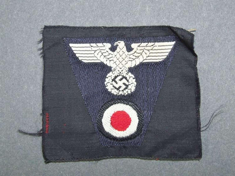 Deutsche Reichpost Cap Insignia