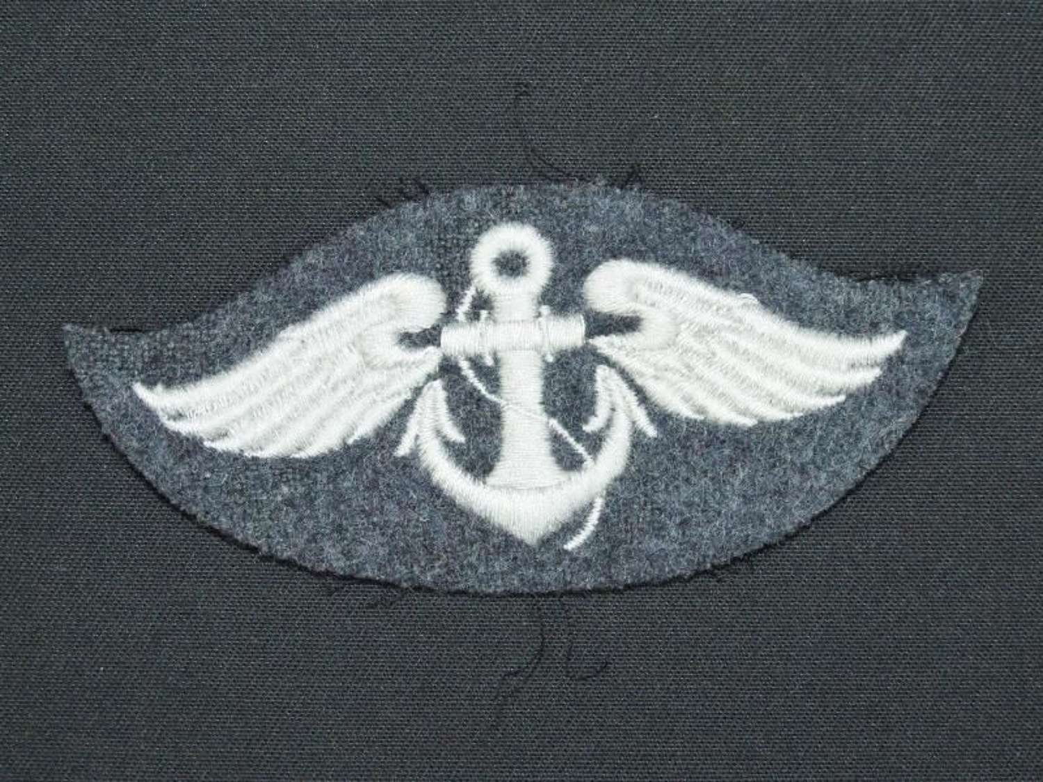 Luftwaffe Specialist Badge for Boat Personnel