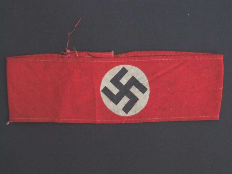 NSDAP Sleeve Band
