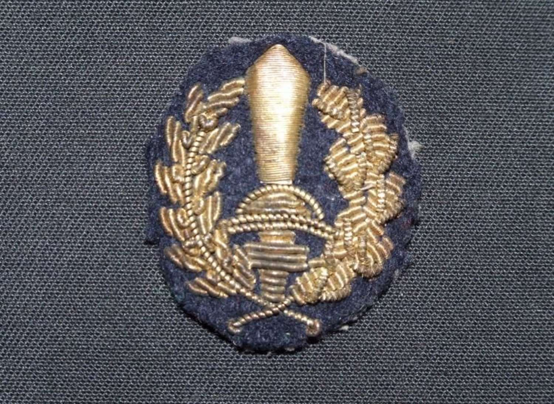 A scarce WW11 Italian Arditi (Special Forces) Sleeve badge