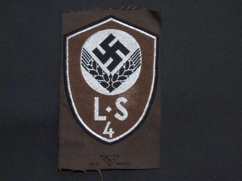 RADwj Lagerschule 4 Unit Badge