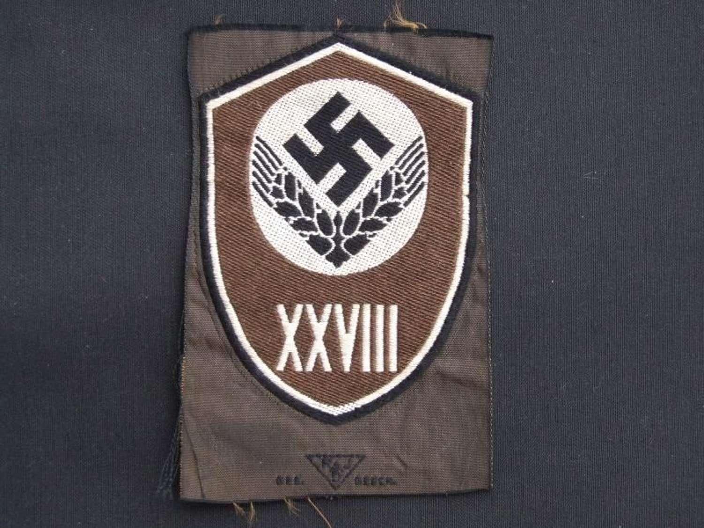 RADwj Unit Badge