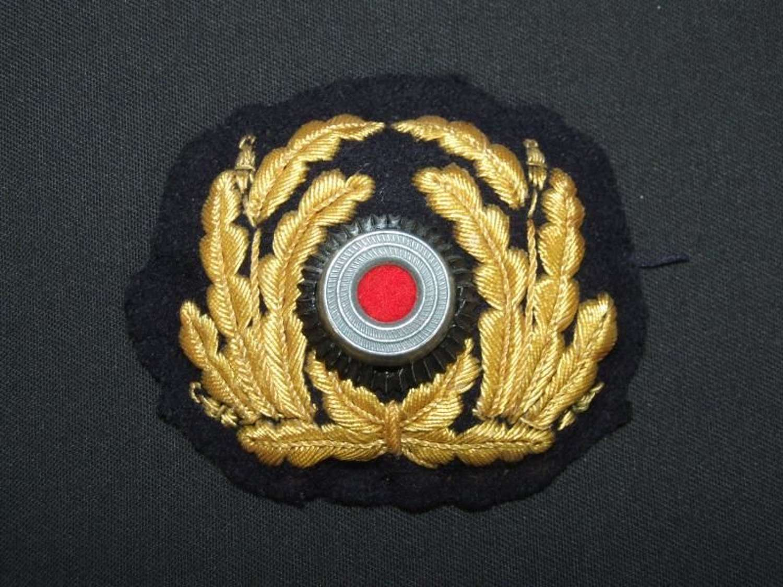 Kriegsmarine Cap Cockade