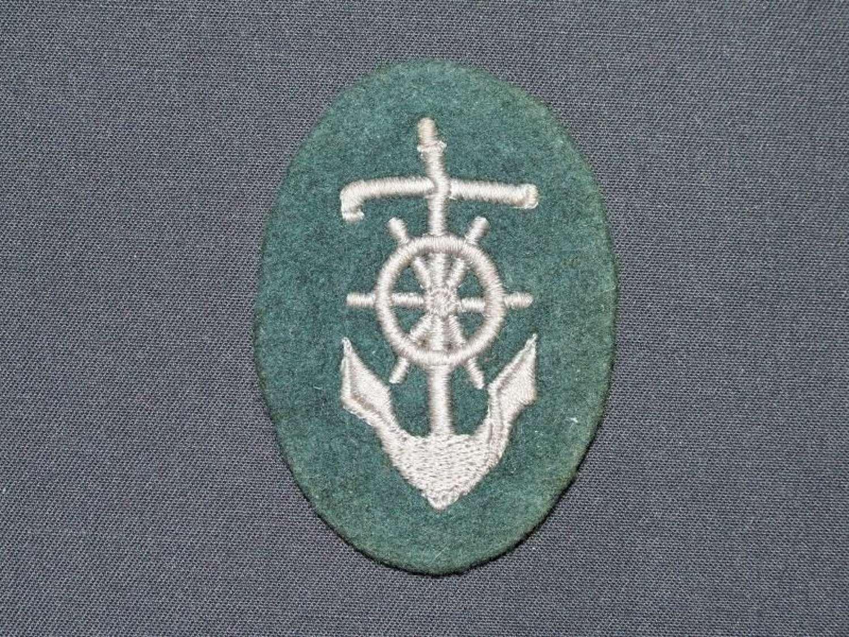Heer Steurmann Sleeve Badge