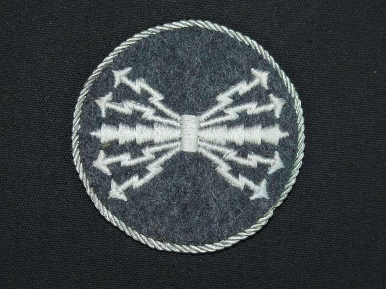 Luftwaffe trade Specialty Badge - Qualified Radio Operator