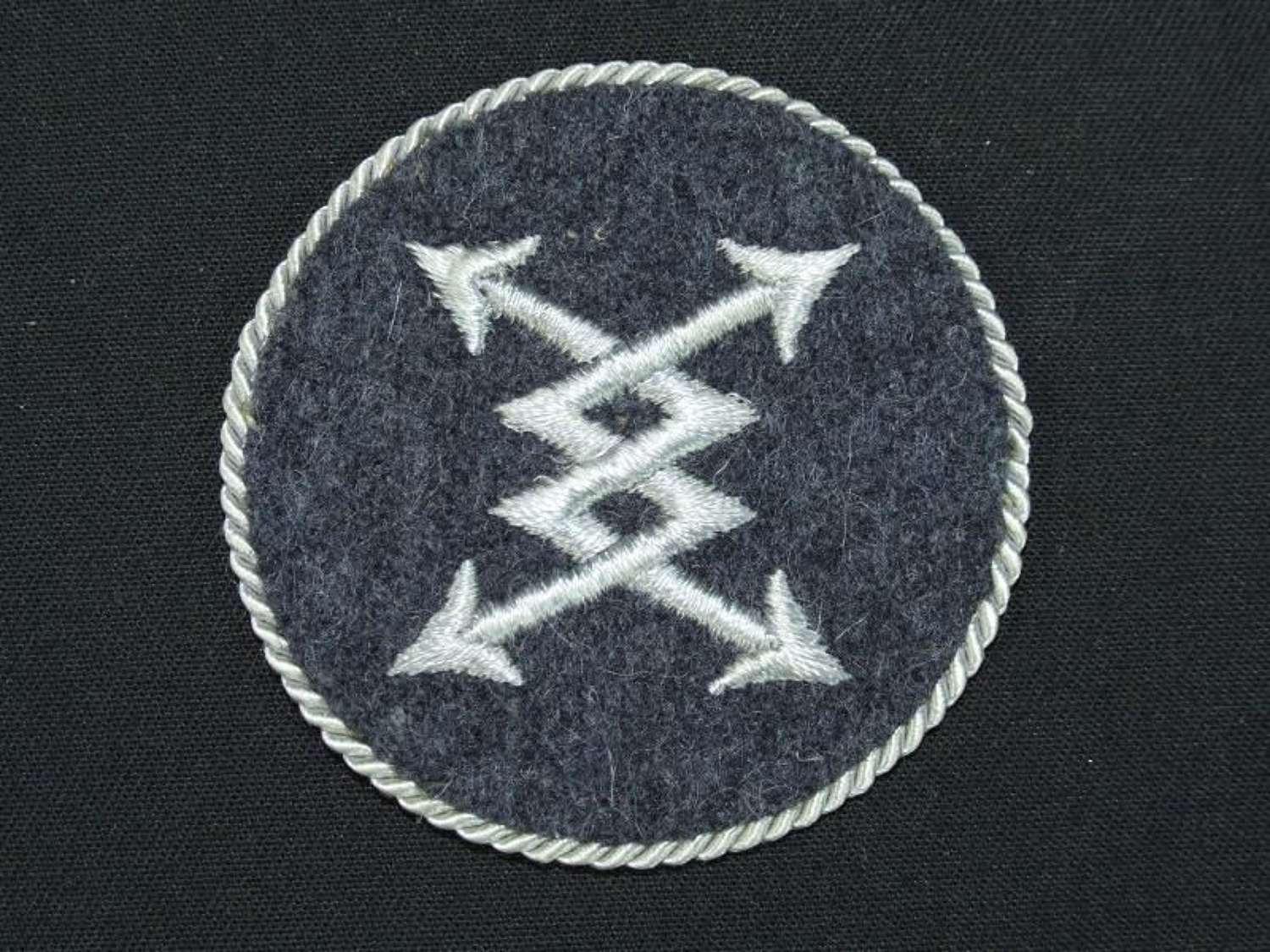 Luftwaffe Trade Specialist  Badge -  Qualified Telephone Operator