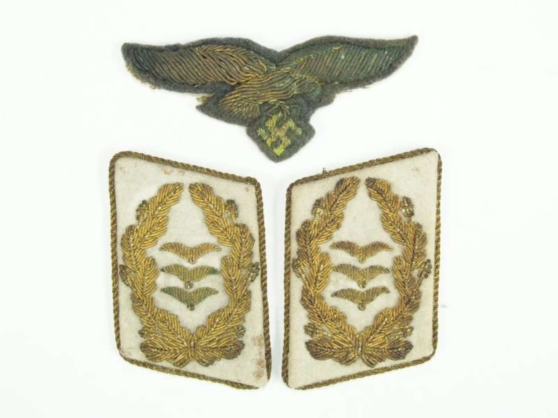 Luftwaffe general's Uniform Insignia