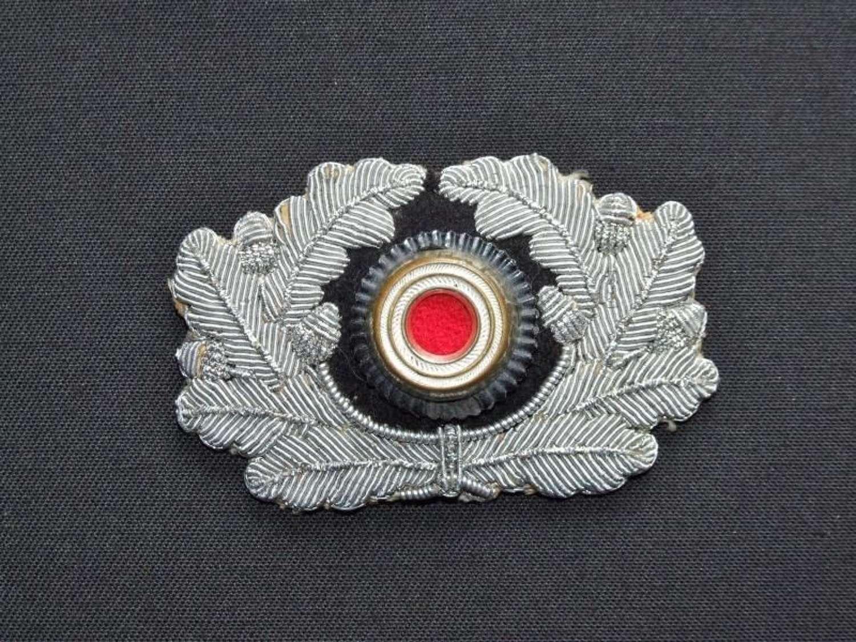Early Panzer Beret Cockade