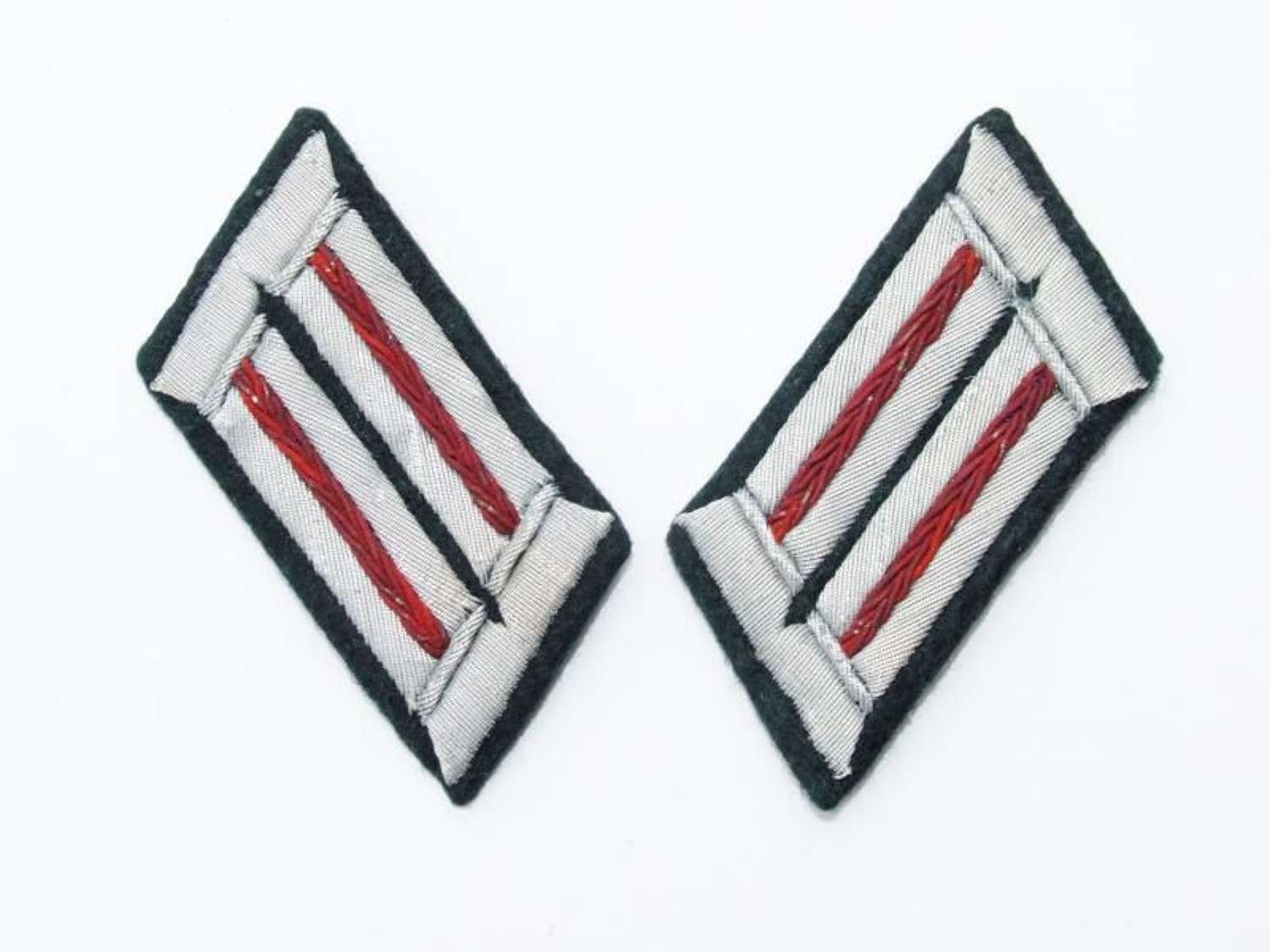 Officer's Collar Tabs - Smoke Troops