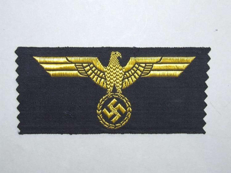 Belgian Made Kriegsmarine Breast Eagle