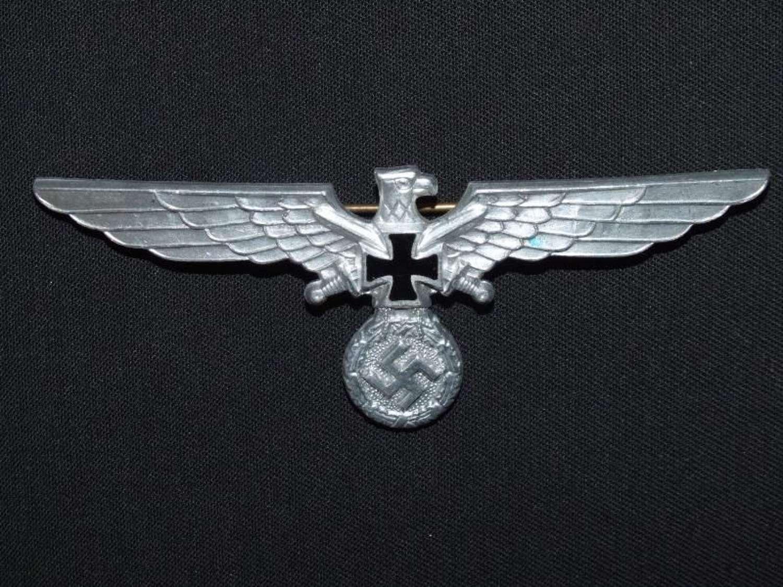 NS-RKB Member's Breast Eagle