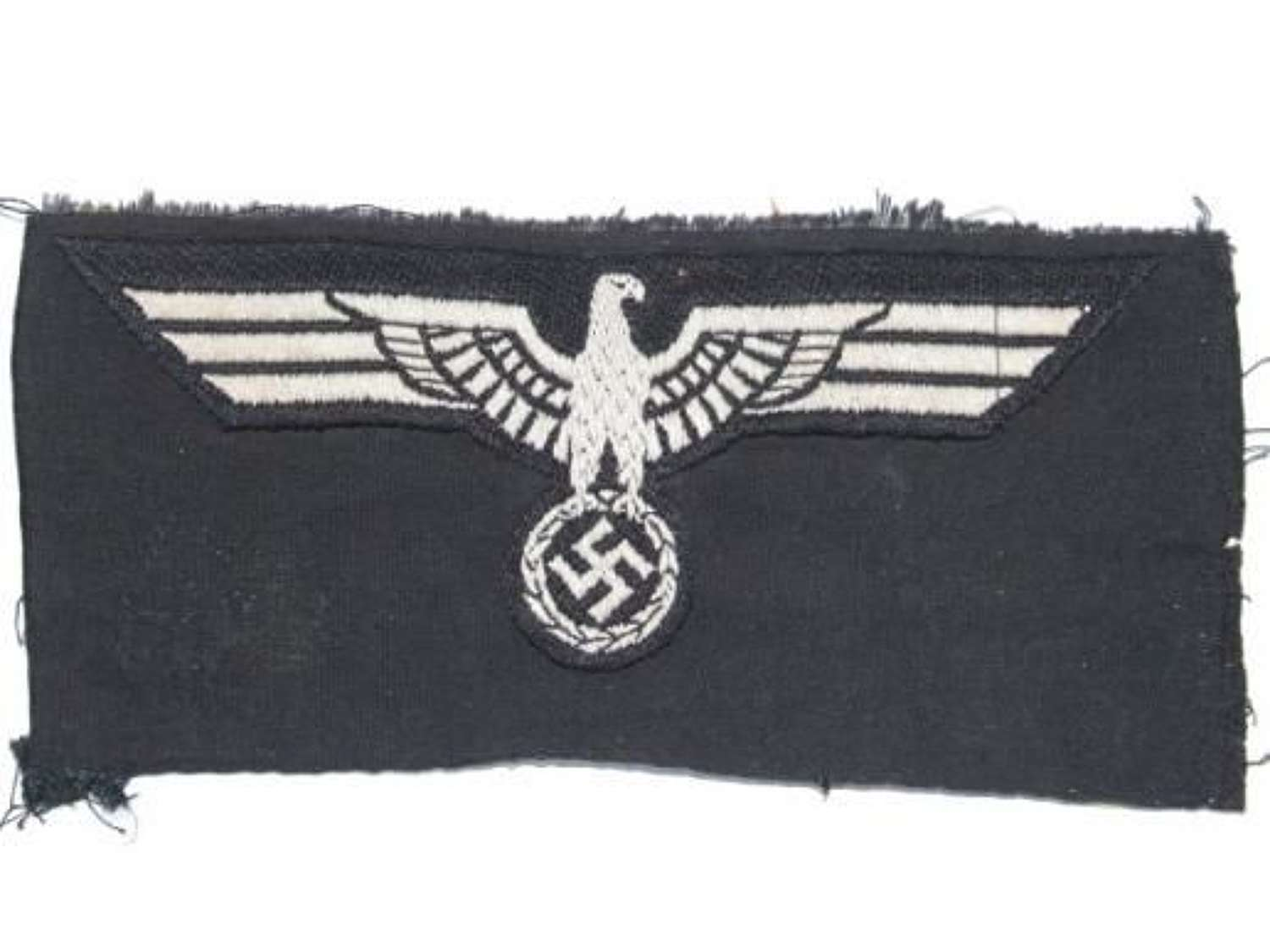 1935 Pattern Breast Eagle For The Panzer Wrap