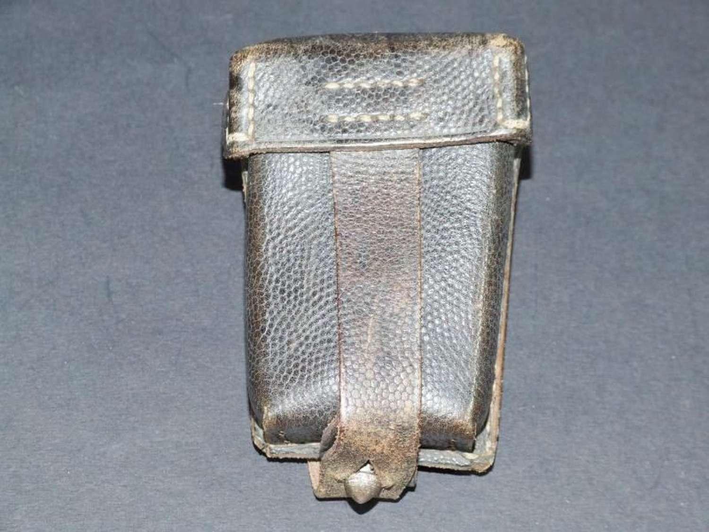 K98 Rifle Single Ammunition Pouch