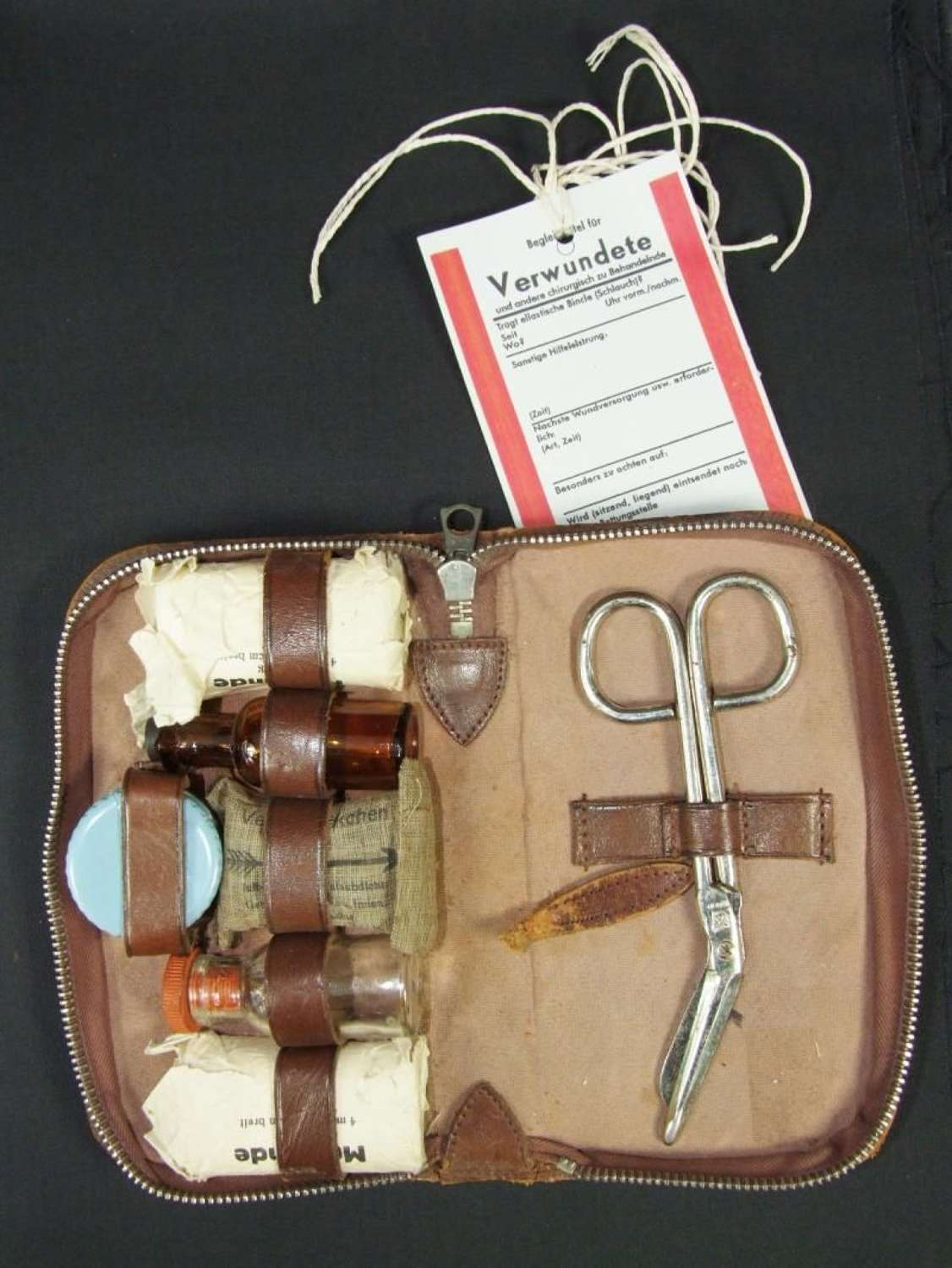 German Personal First Aid Kit