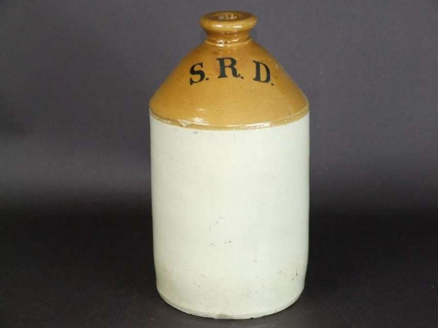British Army Rum Jar 1939 Dated
