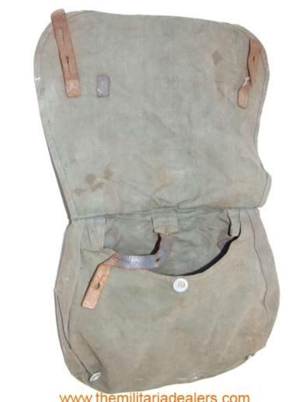 German Army Brotbeutel 31 Bread Bag
