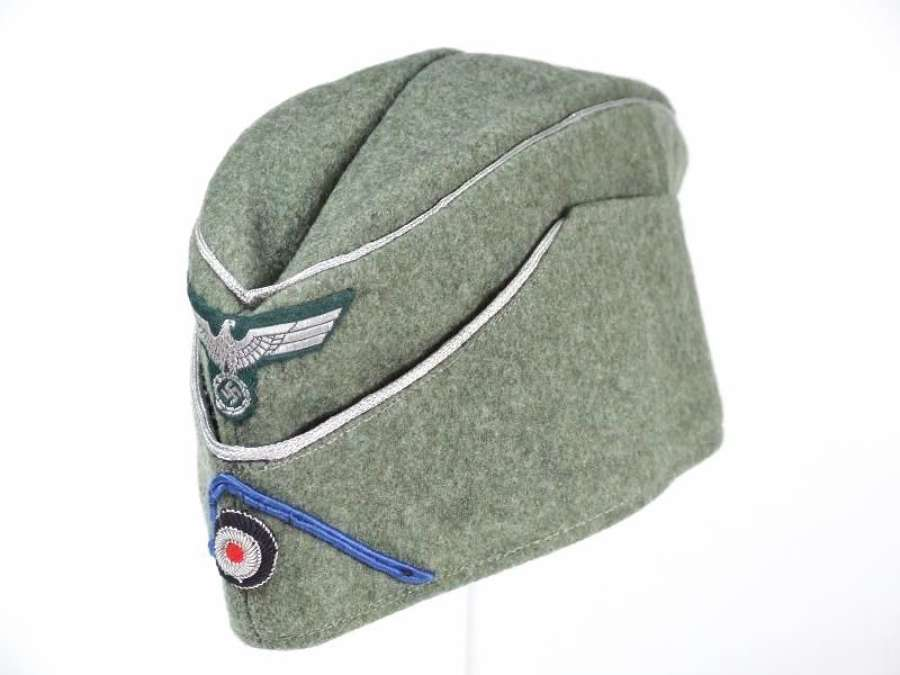 M38 Officer's Field Cap (Feldmutze) Medical