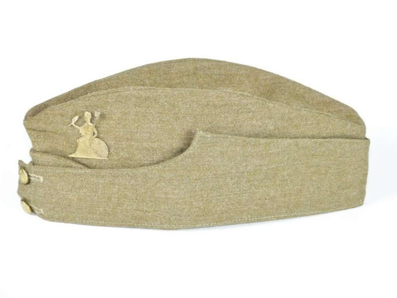 Norfolk Regiment Field Service cap