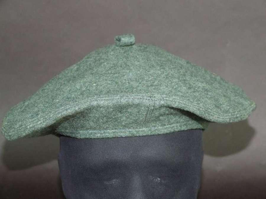 WW11 Italian Special Forces Brasco Beret