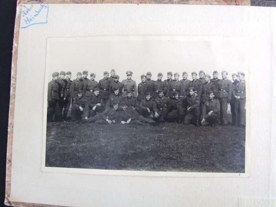 Photograph Album. German Occupation of Albania. Partisans etc.