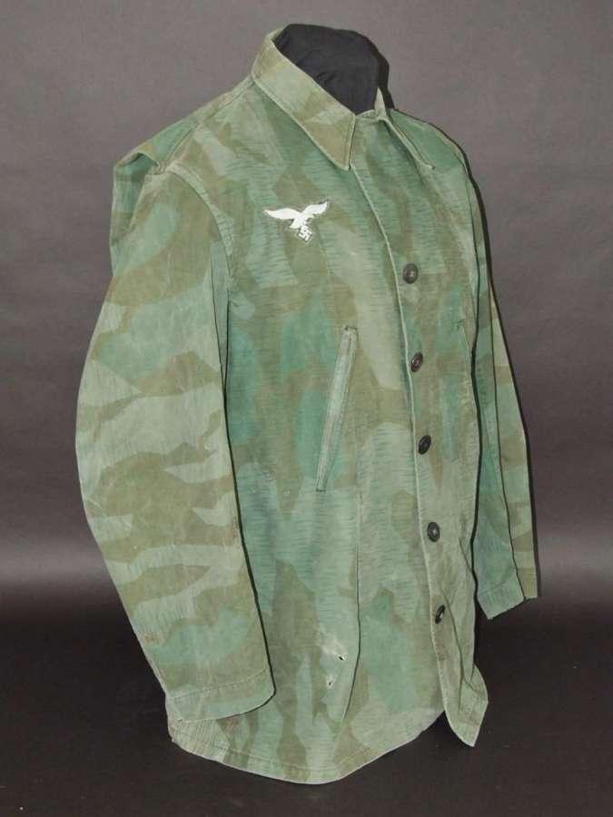 Luftwaffe Camouflaged Jacket