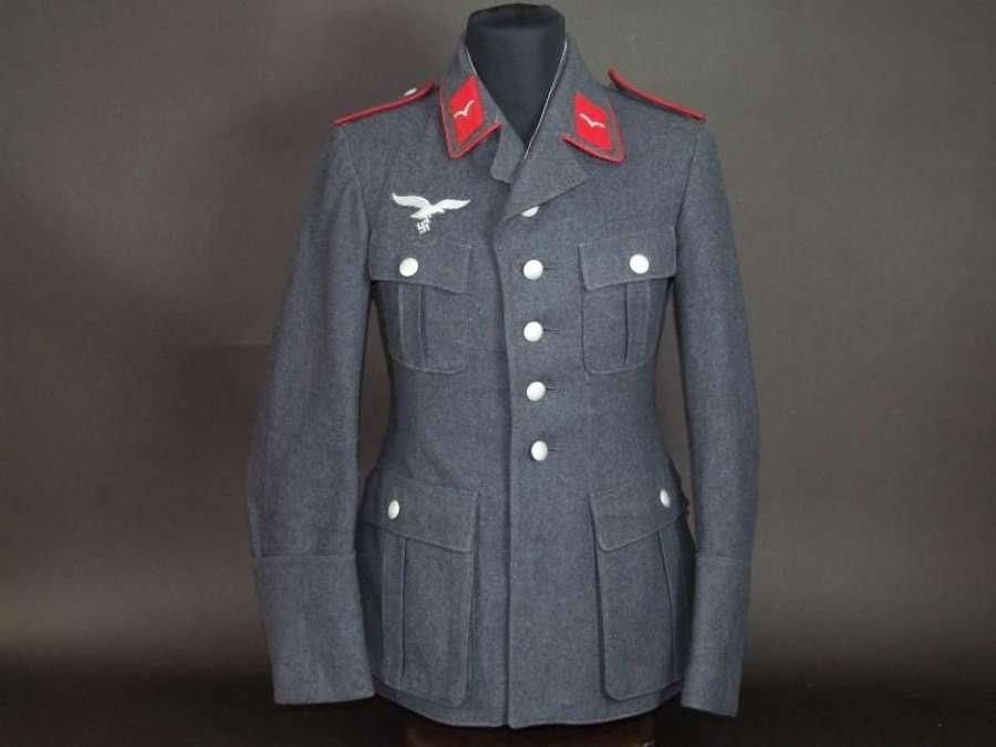 Luftwaffe Four Pocket Uniform Tunic
