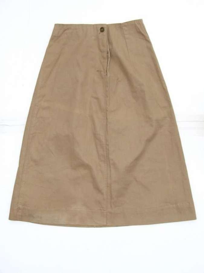 ATS KD Skirt 1944 Dated