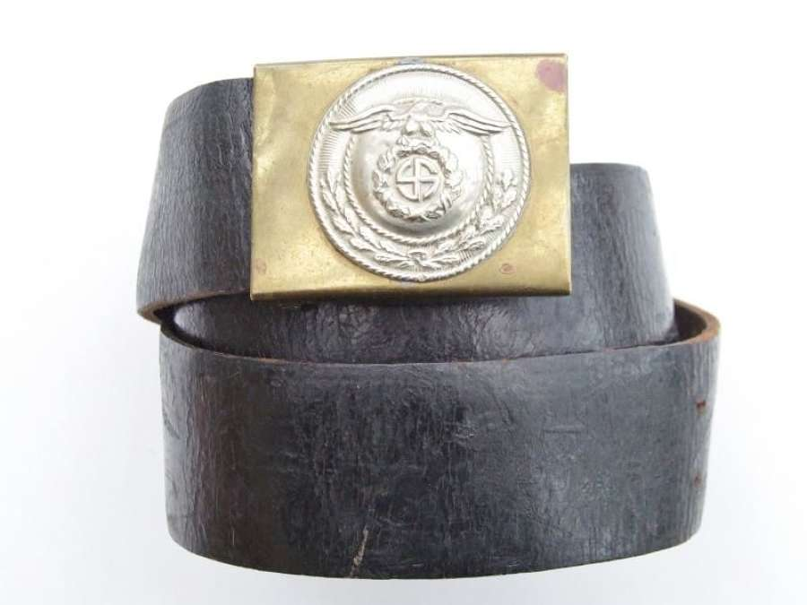A type 1 SA Belt Buckle with belt