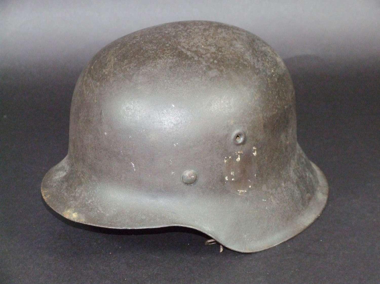 German M42 helmet