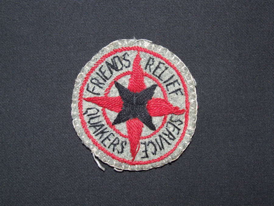 WW11 Quakers Friends Relief Service