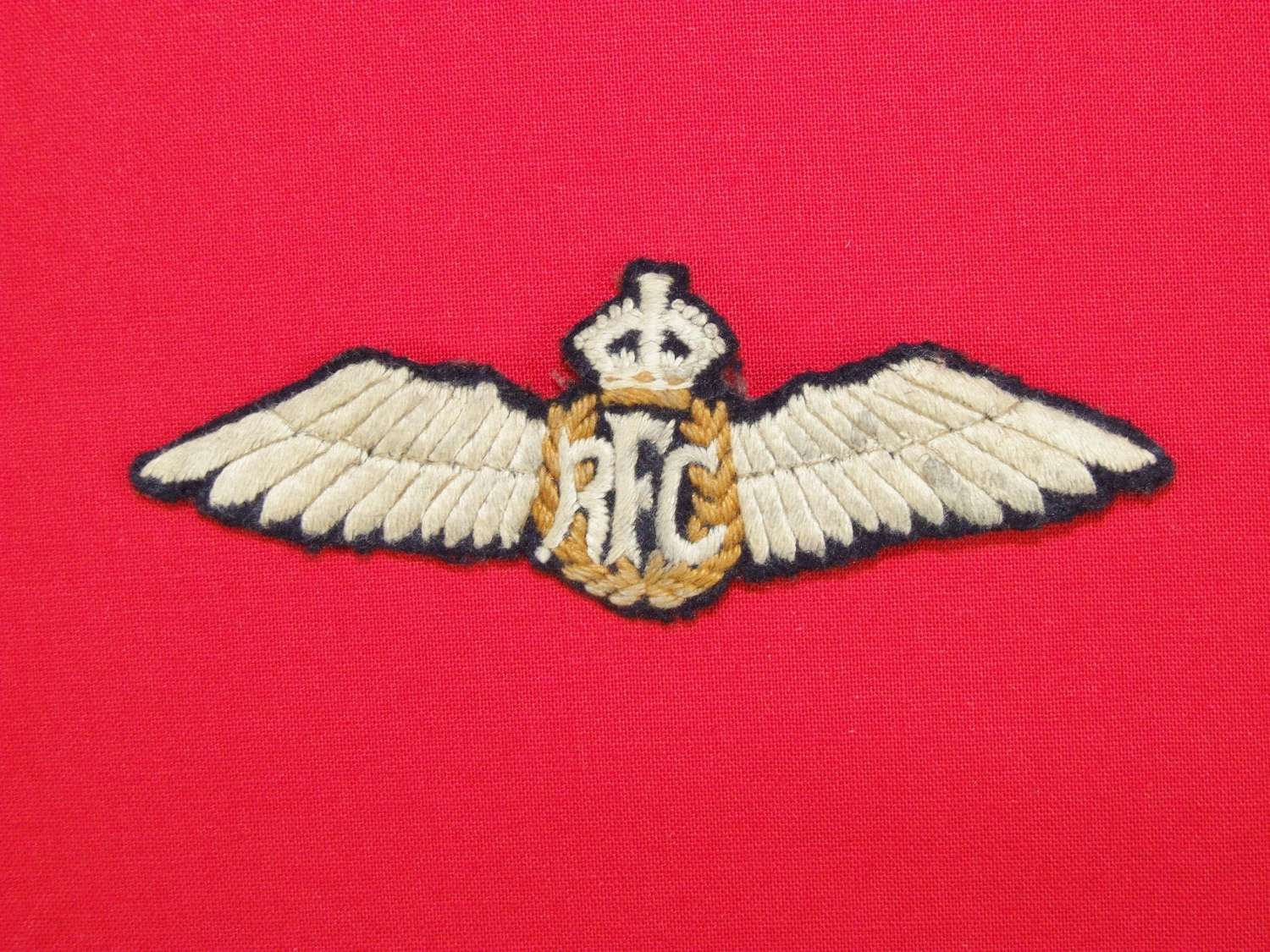 Royal Flying Corps Pilots Wings