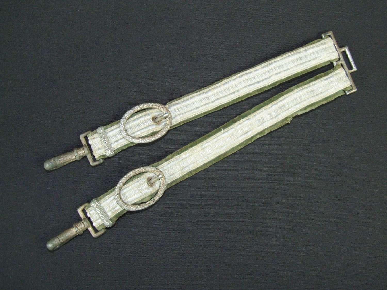 German Army Dagger Hanging Straps