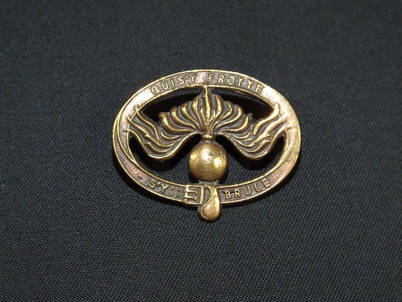 9th Battalion Royal Tank Regiment Honour Badge